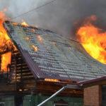 Пожары на строительных объектах — дело в незащищенных лесах