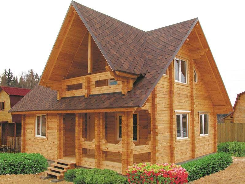 герметизация деревянного дома